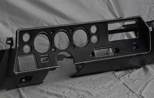 Automotive Chrome Restoration Services