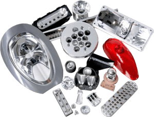 Respected provider for vacuum metalizing processes and capabilities