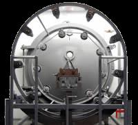 Vacuum Metallizing Chamber