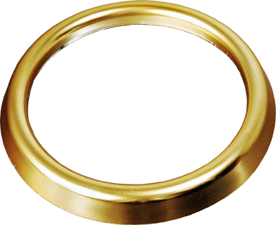 Gold Vacuum Metalized Component